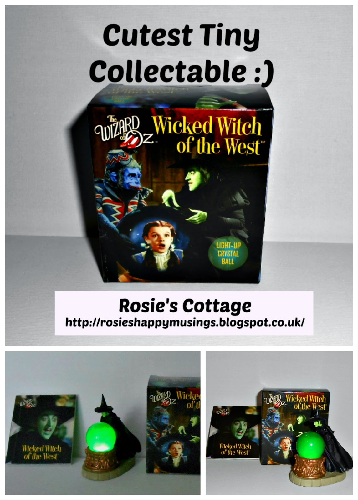 Wizard of Oz Miniature Collectable