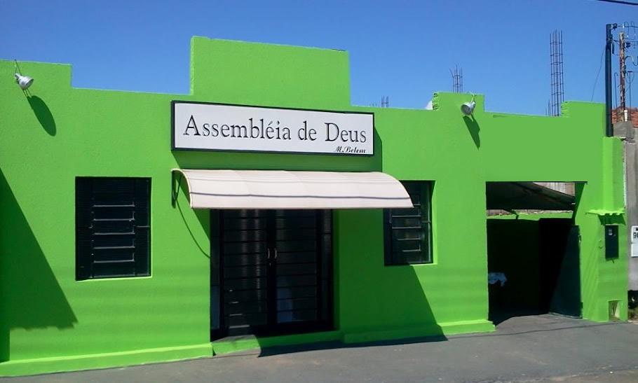 AD Belém Campo de Tapiratiba - SP