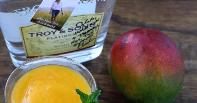 Mango & Tomato: Easy Fun Frozen Drink: Moonshine Mango ...