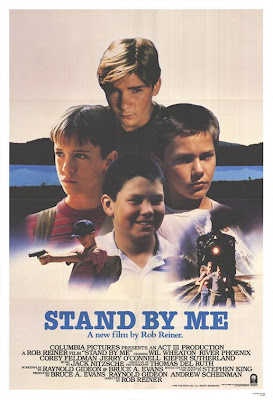Watch Stand by Me 1986 BRRip Hollywood Movie Online | Stand by Me 1986 Hollywood Movie Poster