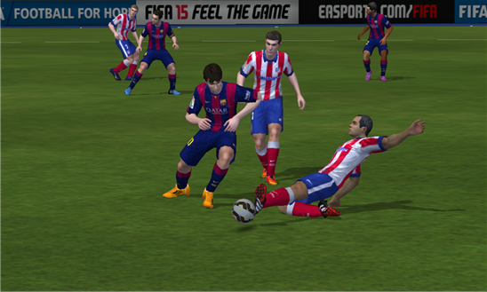 Game FIFA 15 Hadir di Windows Phone