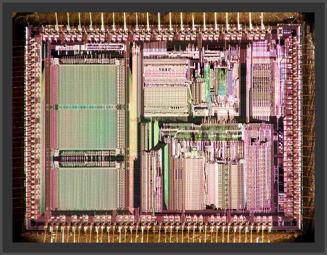 AT&T DSP32C Digital Signal Processor