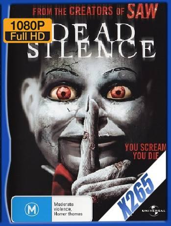 Dead Silence (2007) x265 [1080p] [Latino] [GoogleDrive] [RangerRojo]