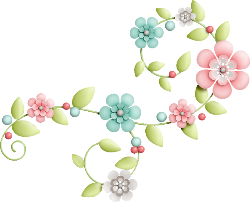 Guardas de flores para imprimir imagui - Cenefas decorativas para imprimir ...