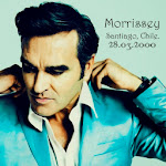 Morrissey en Chile [AUDIO]