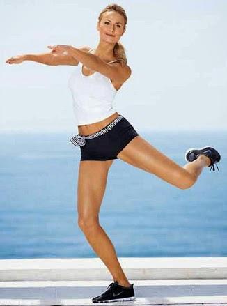 Stacey Kiebler sexy yoga pics