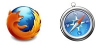 Firefox Safari