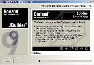 JBuilder Installation