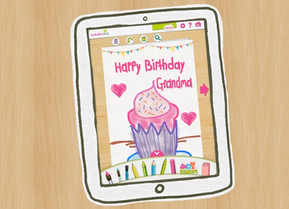 Mommy blog expert free creatacard american greeting app for ipad according to american greetings this is the first of its kind app designed exclusively for ipad its more than just another card app we all know there m4hsunfo