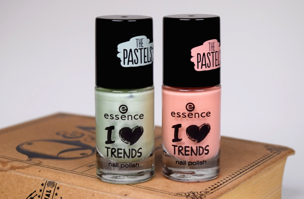 essence the pastels review swatch