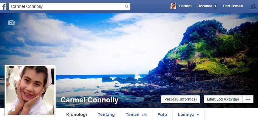 Cara Ganti Foto Profil Facebook | Perbarui Foto Profil