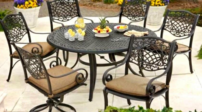 mesa de jardim ferro:mesa de ferro para varanda