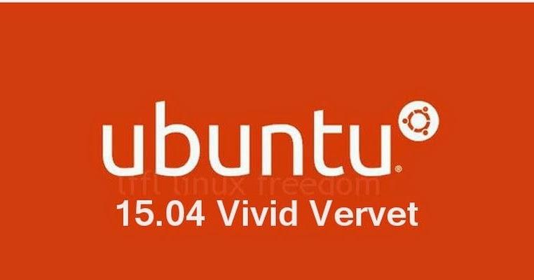 Ubuntu 15 04 Vivid Vervet Solos Sabemos Nada Juntos