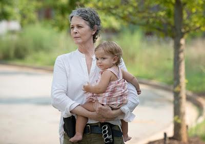 The Walking Dead - 6x07 - Heads Up - Carol Peletier (Melissa McBride)