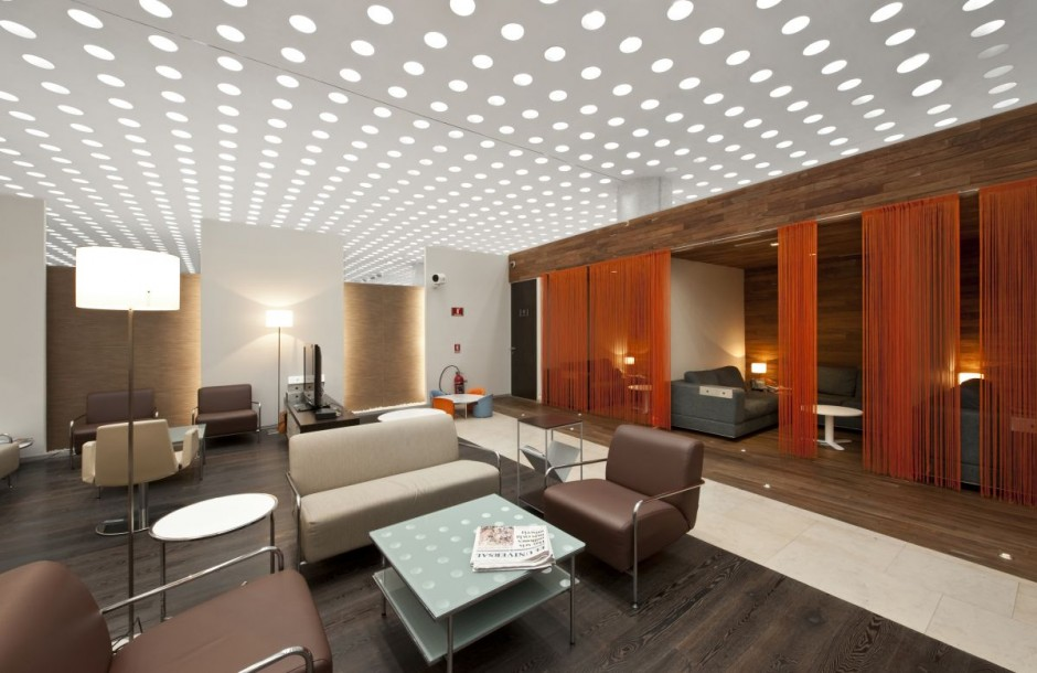 modern interior lighting design lounge