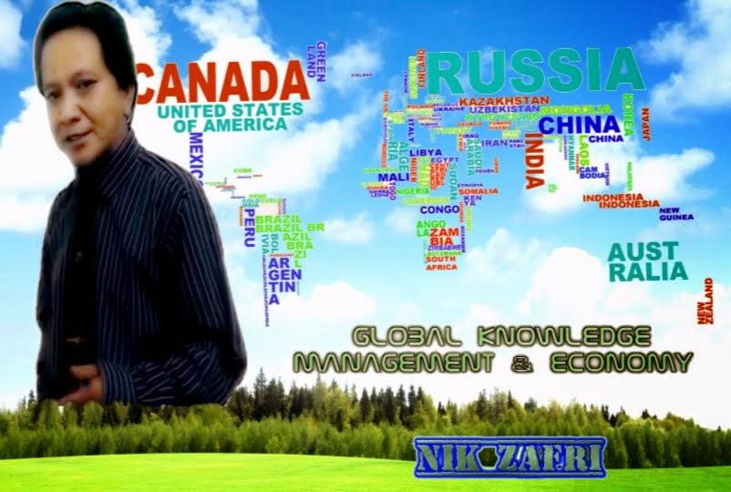 Global Knowledge Management & Economy - Nik Zafri