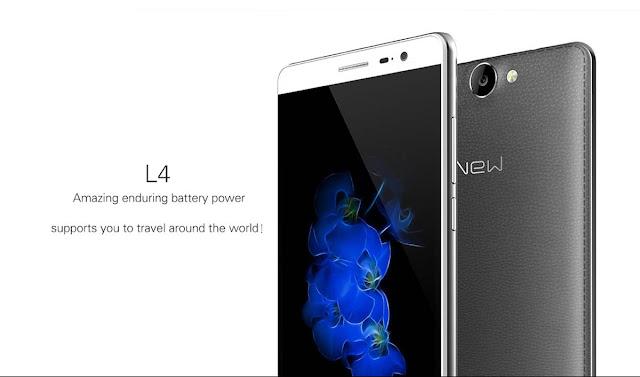 iNew L4 Price in India