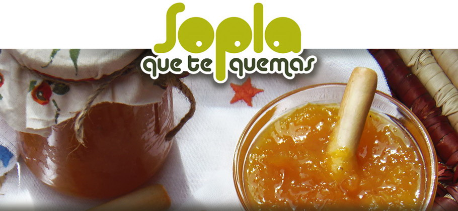 sopla que te quemas