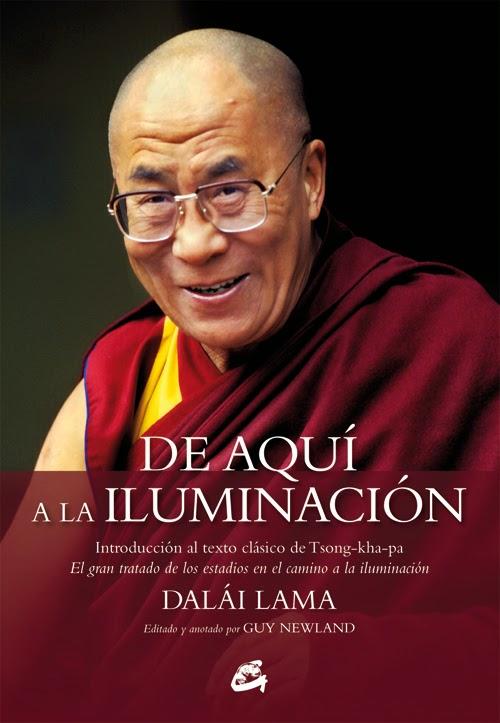 De aquí a la iluminación Dalái Lama