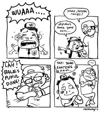 Komik Paling Lucu Bikin Ngakak