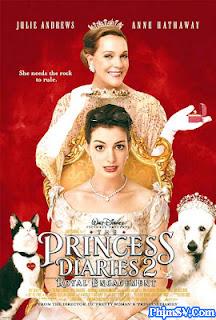 Nhật Ký Công Chúa 2: Đám Cưới Hoàng Gia - The Princess Diaries 2: Royal Engagement