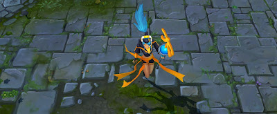 league of legends,janna SKINS DA FNATIC pelo mundial da season 1