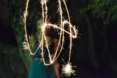 Sparkler creativity