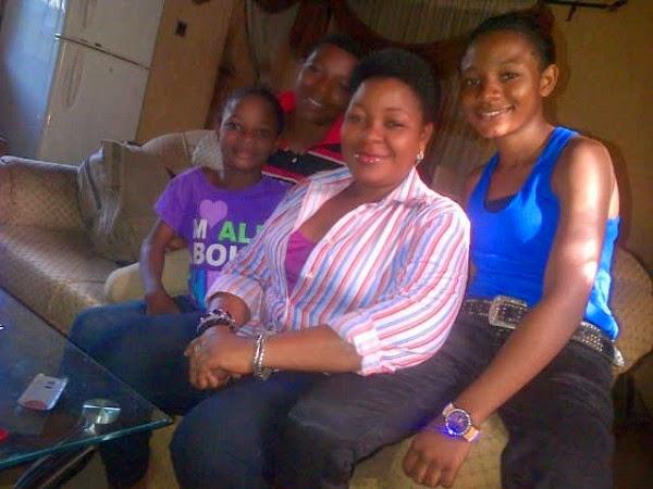 Omotunde Ogundimu kids
