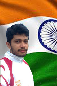MR. AMIT KUMAR PILANIYA,   INTERNATIONAL PISTOL SHOOTER