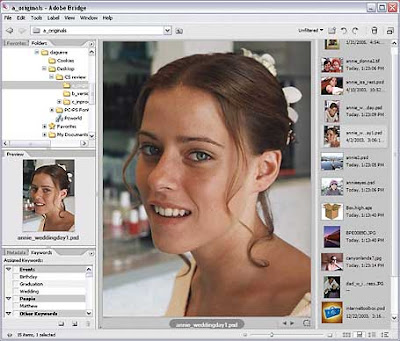 Adobe Photoshop 7.0 Screenshot