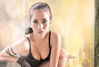 hot Model Majalah Popular Nadira Chalista [PIC]