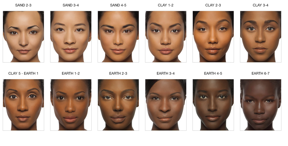 The Best Foundations For Dark Skin