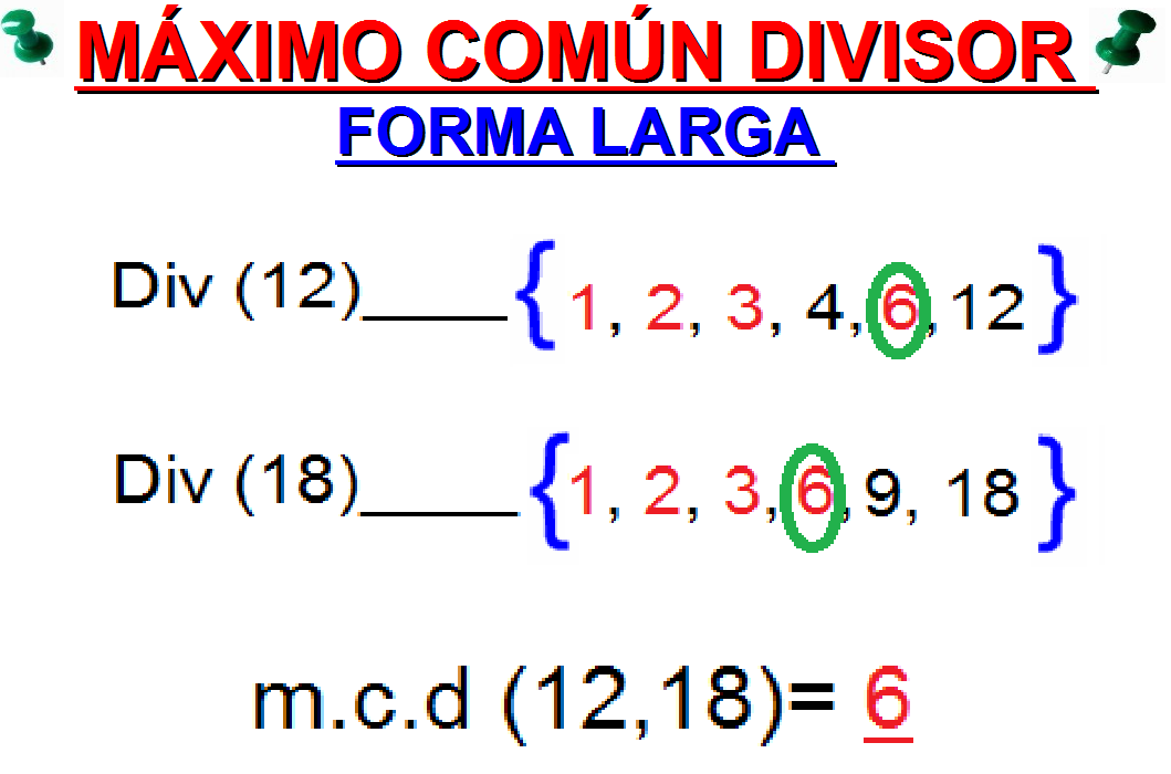 Eduk red m nimo com n m ltiplo m ximo com n divisor for Pared de 15 ladrillo comun