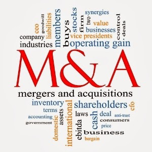 M&A Word Cloud