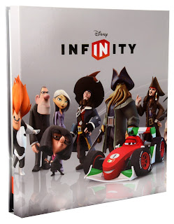 Disney Infinity Davy Archivador Power Discs