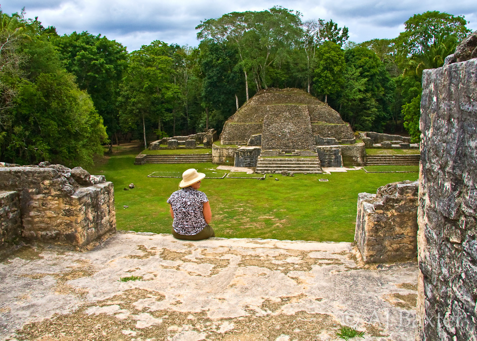 Caracol Maya Archaeological site, Belize