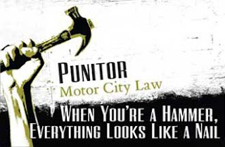 PUNITOR: Motor City Law