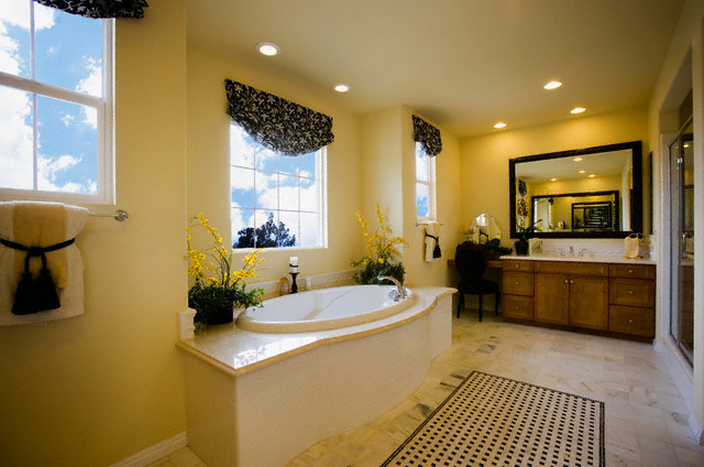 Beautiful bathroom designs interior design and deco for Beautiful houses interior bathrooms