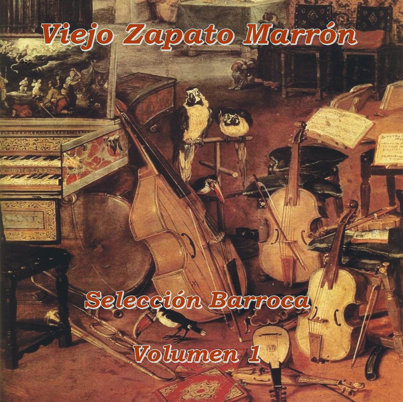 Selección Barroca, volumen 1