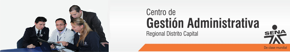Centro de Gestin Administrativa - SENA Regional Distrito Capital