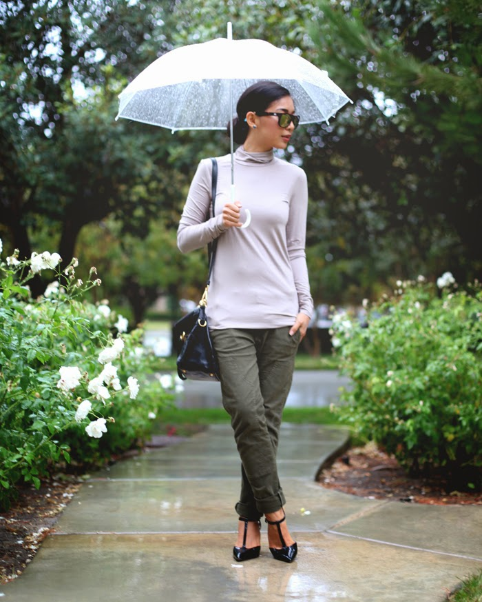 "Stephanie Liu of Honey & Silk in ""Be Shady"" for TOMS"