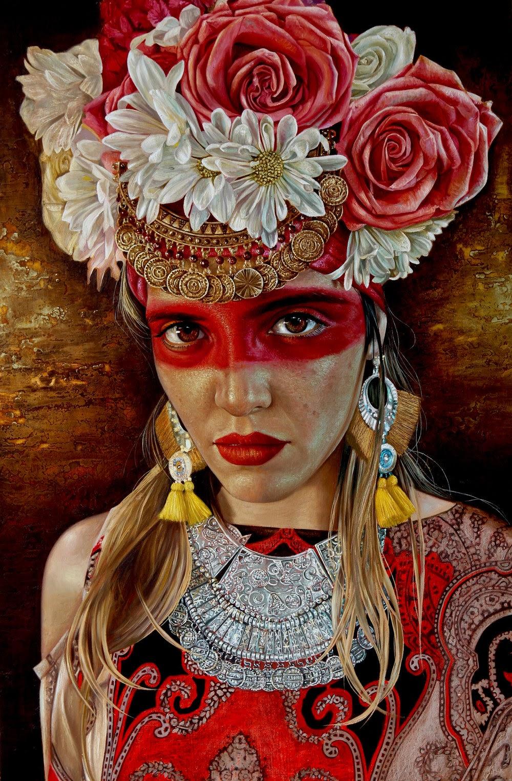 Luis Enrique Toledo del Rio Ancestral Roja