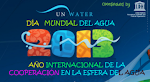 2013-    AO INTERNACIONAL DE LA  COOPERACN EN LA  ESFERA  DEL AGUA