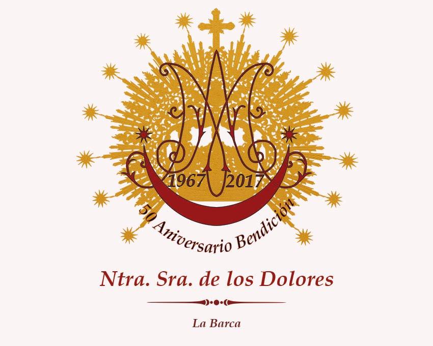 50 ANIVERSARIO NTRA.SRA. DE LOS DOLORES