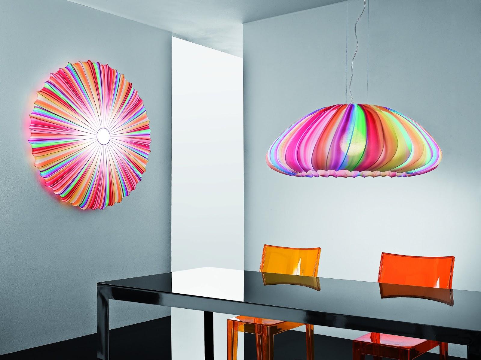 Дизайнерские светильники своими руками фото