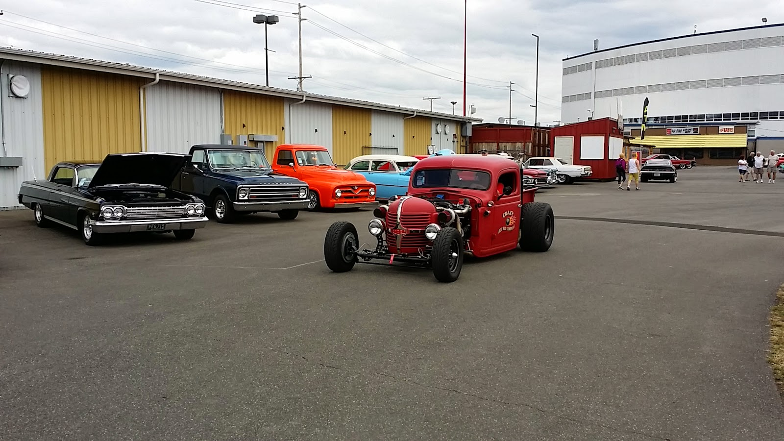 The Good Guys Car Show Puyallup Wa