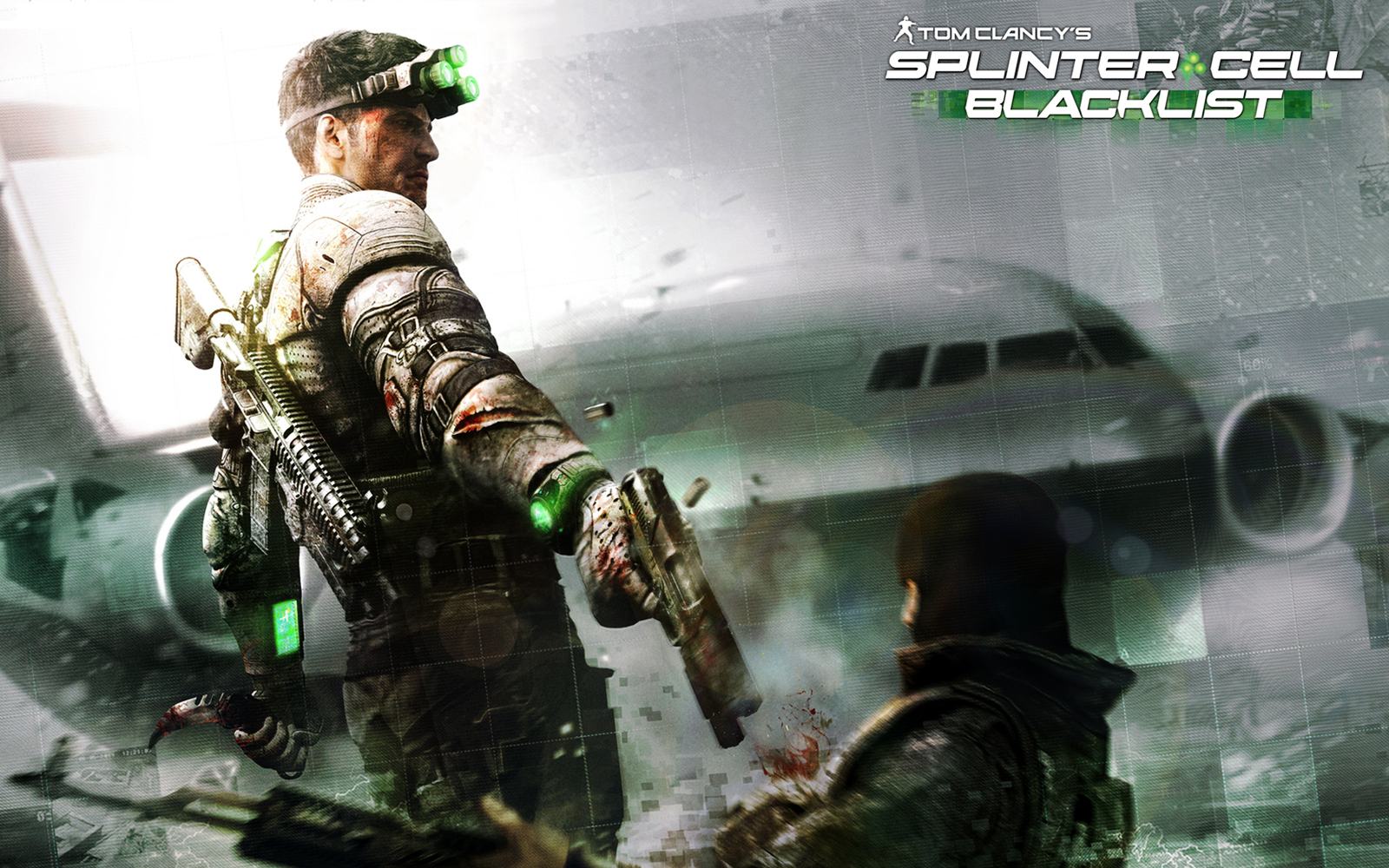 Splinter Cell Blacklist Spies Wallpaper Wallpaper Download