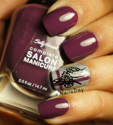 NailaDay: Sally Hansen CSM Trouble Maker