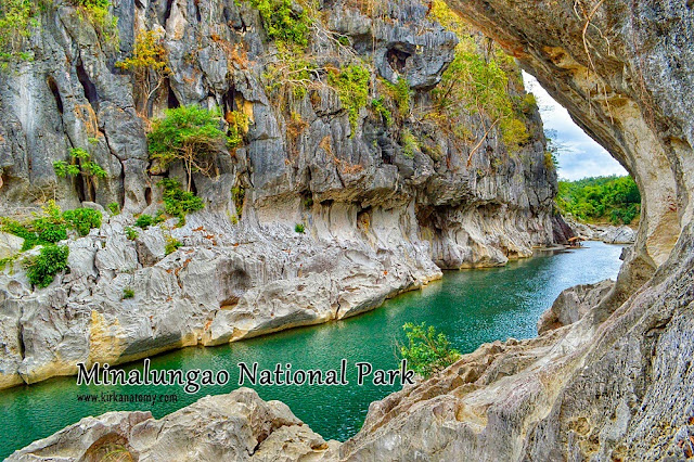 Minalungao National Park General Tinio Nueva Ecija
