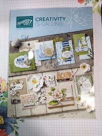 Stampin' Up! 2019/2020 Ideas Book and Catalogue
